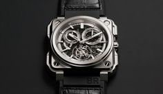 The Bell and Ross BR-X1 Chronograph Tourbillon