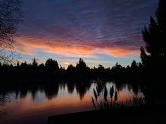 Sunrise over Arrow Lake Seattle WA [OC][4048x3036] -Please check the website for more pics