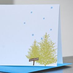Holiday Cards / Christmas Cards  Christmas by SweetBellaStationery, $18.00