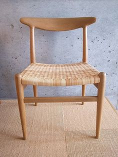 w-2 side chair / Hans .J.Wegner 1953/ C.M.MADSEN (3)