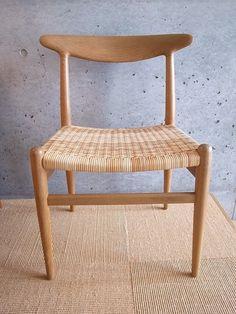 w-2 side chair / Hans .J.Wegner 1953/ C.M.MADSEN (3)