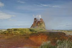 Fly Geyser Directions | pictures weather airport information travel advice and print varsity ...