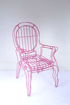 Esquelet Chair - Lickedy Lick
