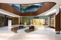 Natick Mall, Shopping Malls, Retail Interior, Light Architecture, Public Spaces, Retail Shop, Shopping Center, Workplace, Sony