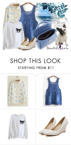 """""""bh33 (181)"""" by irinavsl ❤ liked on Polyvore featuring women's clothing, women, female, woman, misses, juniors, beautifulhalo and bhalo"""