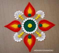 50 Vrishabha Sankranti Rangoli Design (ideas) that you can make yourself or get it made during any occasion on the living room or courtyard floors. Easy Rangoli Designs Videos, Rangoli Side Designs, Rangoli Designs Peacock, Easy Rangoli Designs Diwali, Rangoli Designs Latest, Simple Rangoli Designs Images, Free Hand Rangoli Design, Small Rangoli Design, Rangoli Patterns