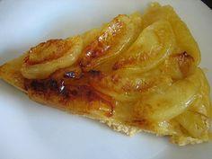 Tarte Tartin - receita em portugues