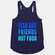 Fish Are Friends (No