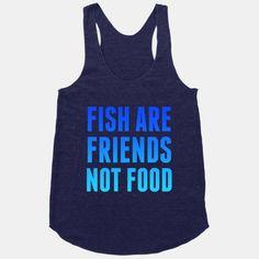 Fish Are Friends (No