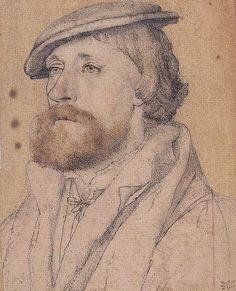 Thomas Wriothesly, Earl of Southampton.
