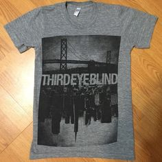 Tops - Third Eye Blind T-shirt