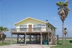 Surfside Beach, TX - cottage near the beach. (lived there)