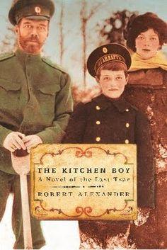 The Kitchen Boy, written by Robert Alexander.