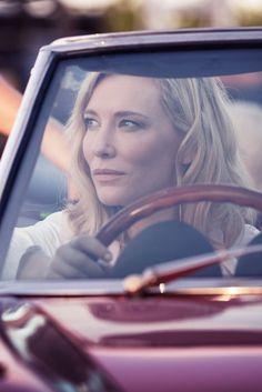 Cate Blanchett for Armani Si campaign