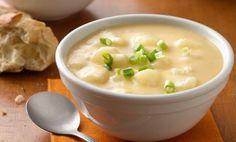Cheesy Potato Slow-Cooker Soup