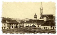 Marktplatz um 1862