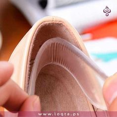 e1ff98eef35a6 21 Helpful Hacks That ll Make Your Shoes More Comfortable. Pretty genius  actually.