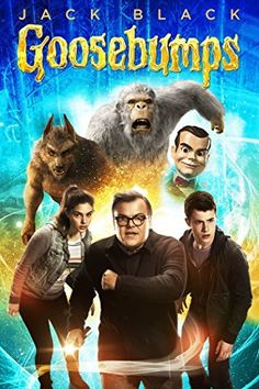 When monsters are unleashed from their manuscripts & terrorize a town, it's up to R.L. Stine, Zach & Hannah to get them back in their books.