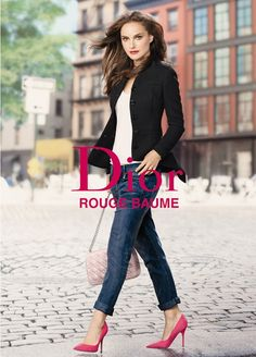 ROUGE DIOR BAUME - Natalie Portman
