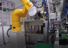 Assemblage robotisé de boitiers électroniques pour un constructeur automobile - SIAMS