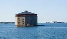 Gazebo, Camping, Outdoor Structures, Karlskrona, Campsite, Kiosk, Pavilion, Cabana, Campers