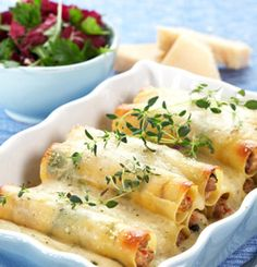 Cannelloni er en pastarett som ikke står for ofte på menyen. Det er det ingen grunn til. Den er lettere å lage enn du tror.