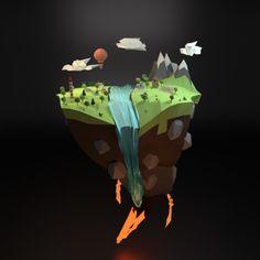 Floating island ;)