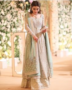 pakistani dresses Thankyou buntokazmi_official for not only creating magic with your timeless craft but also major major appreciation for putting up with Pakistani Wedding Outfits, Pakistani Bridal Dresses, Pakistani Wedding Dresses, Pakistani Dress Design, Bridal Outfits, Walima Dress, Pakistani Clothing, Bridal Anarkali Suits, Pakistani Party Wear