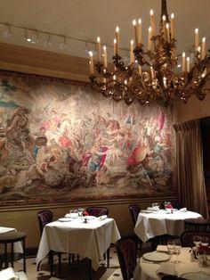 My favorite 3-star Michelin restaurant in Paris - l'Ambroisie
