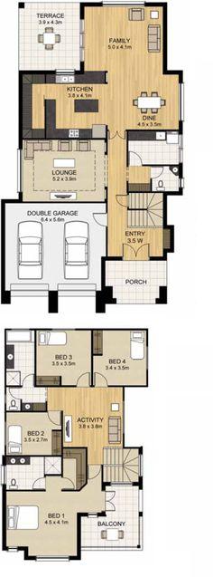 Balmain - Home Designs - Sterling Homes