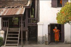 W A T. Luang Prabang