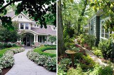 25 примеров стильного ландшафтного дизайна
