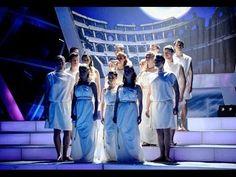 ▶ Gladiator soundtrack | Gladiator theme | Now we are free | Indigo Choir (HQ Live) - YouTube