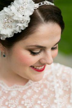 Wedding day eye makeup: http://www.stylemepretty.com/pennsylvania-weddings/2014/10/20/bright-colofrul-pennsylvania-wedding-at-aldie-mansion/   Photography: Lindsay Docherty - http://lindsaydocherty.com/