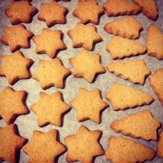 #biscotti di #Natale #Christmas's #cookies