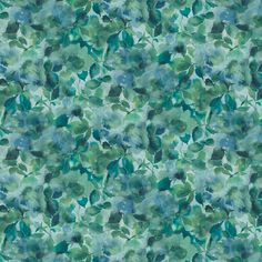 A dazzling watercolour rendition of soft, generous fruit and full-bloom flowers shown here in blues and greens. Other colour ways are available. Please request a sample for true colour match. Wall Candy, Colour Match, Designers Guild, Flower Show, True Colors, Watercolour, Blues, Fruit, Flowers