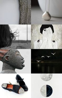 An artist is always alone - if he is an artist by Kinga on Etsy--Pinned with TreasuryPin.com