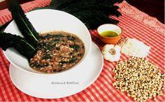 La mia Toscana; minestra di fagioli con l'occhio - World Wine Passion - where passion meets taste
