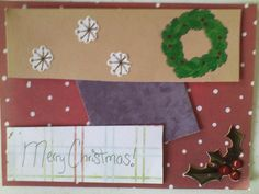 Colorful, Creative Cards: Merry Christmas!