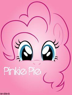 Lines-Pinkie Pie by MrCbleck Arte My Little Pony, My Little Pony Party, My Little Pony Wallpaper, My Little Pony Characters, Little Poni, Imagenes My Little Pony, My Little Pony Pictures, Pony Drawing, Mlp Pony