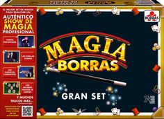 Magia Borras Gran Set
