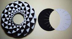 Villarceaux Origami Design, Diy Origami, Origami And Kirigami, Paper Crafts Origami, Diy Paper, Paper Art, Cardboard Paper, Paper Toys, Diy Halloween Decorations