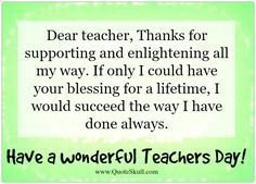 Teachers day cards 1000 teachers day quotes images pictures teachers day greetings m4hsunfo
