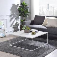 Couchtisch Hilar 80 x 80 cm weiß Idimex  Couchtisch Hilar 80 x 80 cm weiß Idimex  Kaffeetische Fügen Sie Ihrem Dekor Pizazz hinzu  Kaffeetische verleihen Ihrer Einrichtung eine besondere Note indem sie ein Raumgefühl verleihen. Wenn Sie diese Tische zu Ihrem Wohnzimmer oder Familienzimmer hinzufügen können Sie Ihren Sitzbereichen eine besondere Gemütlichkeit verleihen. Einige Wohn- oder Familienzimmer können überwältigend groß sein. Indem sie ein paar Kaffeetische neben ein Sofa oder eine… Table, Note, Furniture, Home Decor, Small Occasional Table, Sitting Area, Contemporary Design, Homes, Interior Design