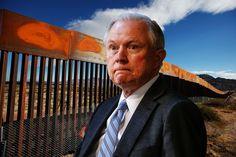Attorney General Jeff Sessions used his first trip to the U.S.-Mexico border to unveil a set of strict rules for those charged with enforcing immigration law.