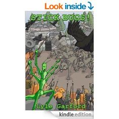 Stick Bugs! (The Stick Bug Stories Book 1) - Kindle edition by Lyle Garford, Rowan M. Davis. Children Kindle eBooks @ Amazon.com.  This book is proudly promoted by EliteBookService.com