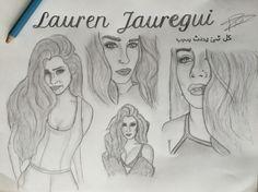 Lauren Jauregui #lauren #laurenjauregui #drawing #cute #rolemodel #jauregui #pencil #collage #fifthharmony #fiftharmony #5H