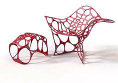 Batoidea Outdoor Furniture   Peter Donders, Belgium