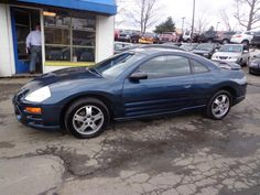Check out this 2004 Mitsubishi Eclipse GS Only 115k miles. Guaranteed Credit Approval or the vehicle is free!!! Call us: (203) 730-9296 for an EZ Approval.$7,495.00.