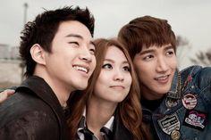 """Annyeong"" Gallery #missA #Fei #2PM #Junho #Junsu    credit https://www.facebook.com/buzzkorea"